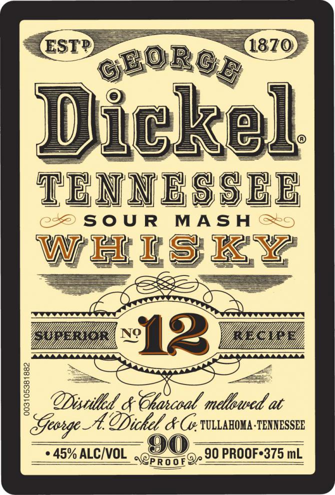George Dickel No. 12 - Ratings and reviews - Whiskybase