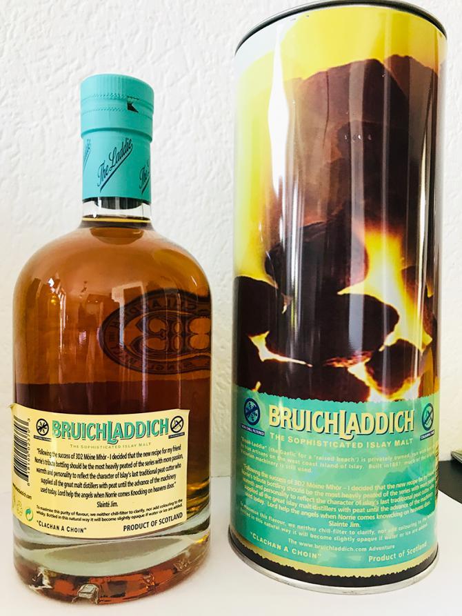 Bruichladdich 3D3 - Third Edition