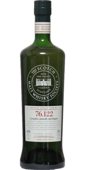 Mortlach 1987 SMWS 76.122