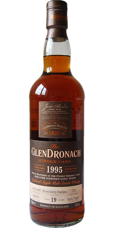 Glendronach 1995