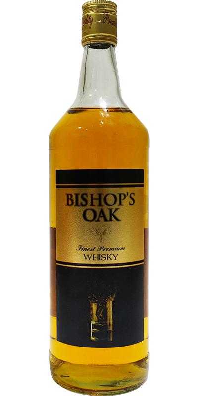 Bishop's Oak Finest Premium Whisky