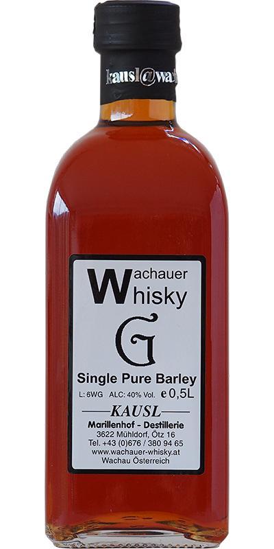 Wachauer Whisky Single Pure Barley