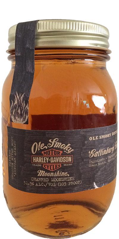 Ole Smoky Original Charred Moonshine