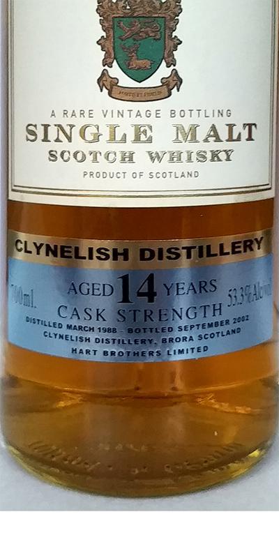 Clynelish 1988 HB