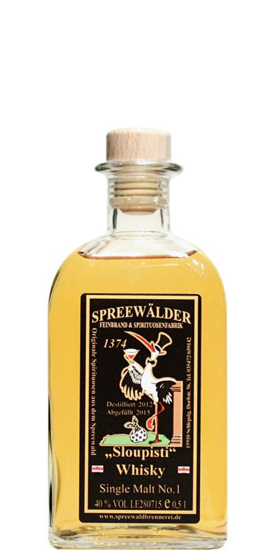 Spreewald single malt