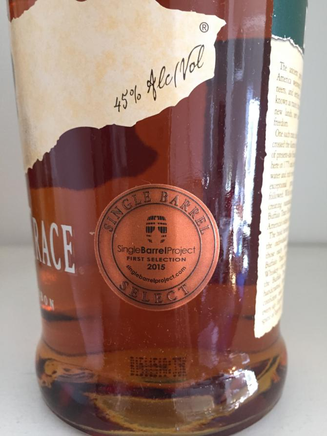 Buffalo Trace Single Barrel Select
