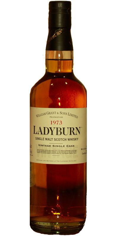 Ladyburn 1973 Cask 3209