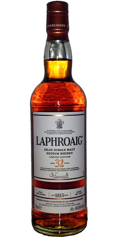 Laphroaig 32-year-old