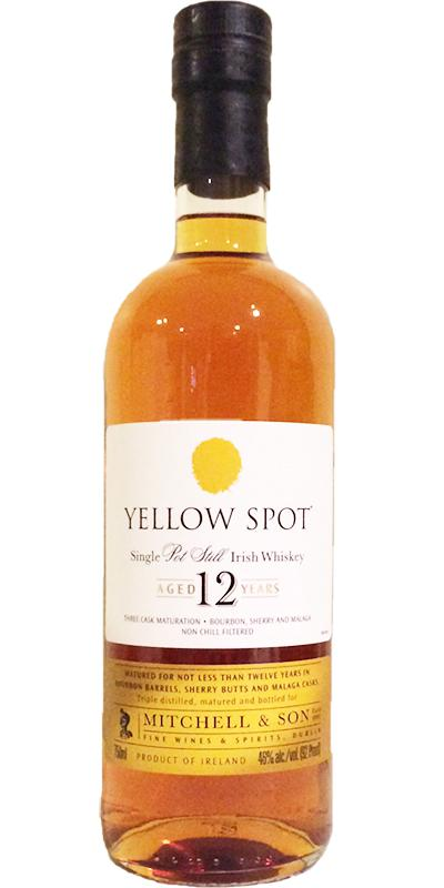 Yellow Spot 12-year-old
