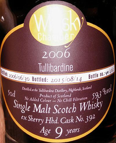 Tullibardine 2006 WCh