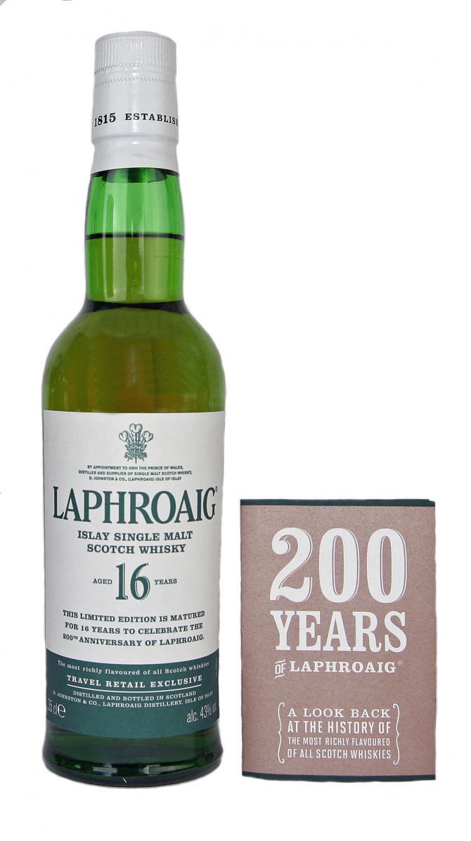 Laphroaig 16-year-old