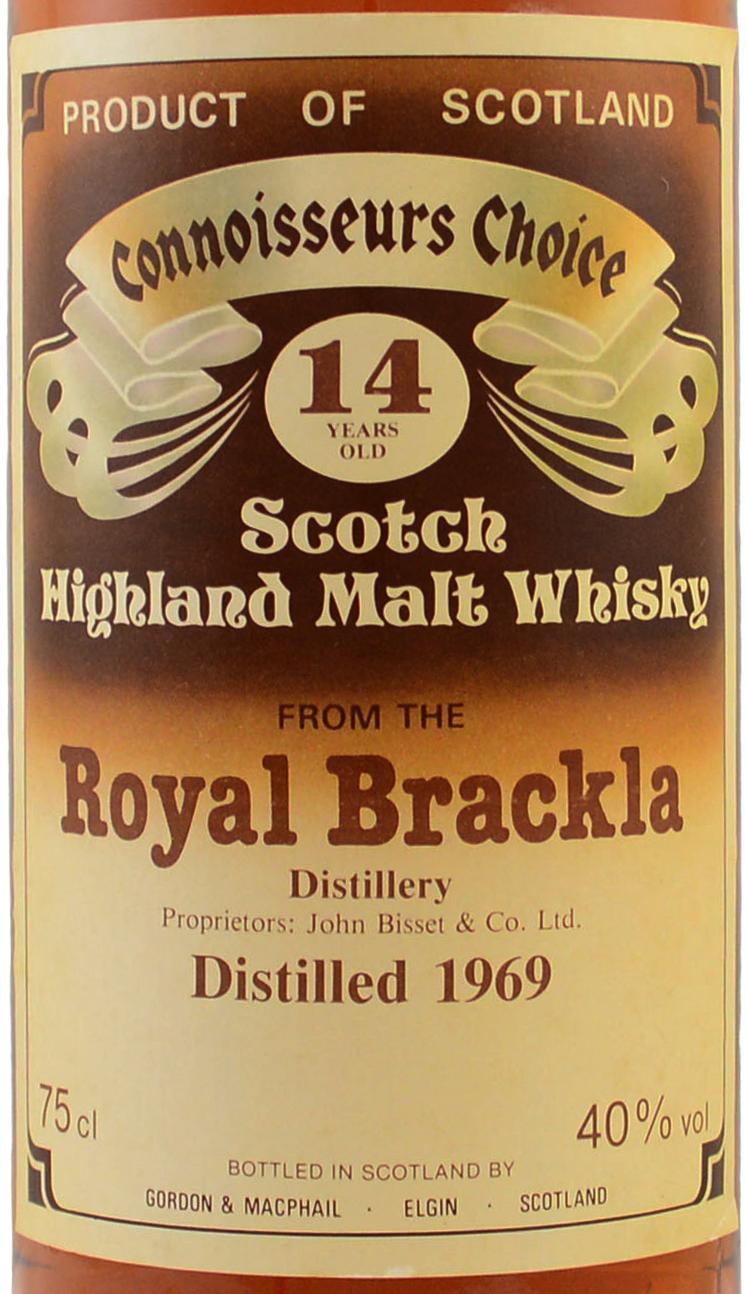 Royal Brackla 1969 GM