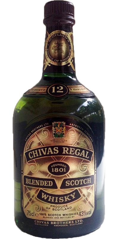 Chivas regal whiskybase ratings and reviews for whisky - Chivas regal 18 1 liter price ...