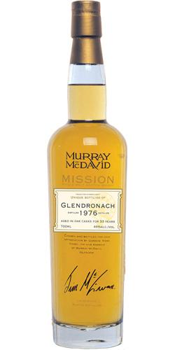 Glendronach 1976 MM