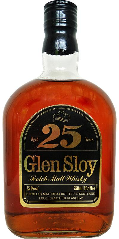 Glen Sloy 25-year-old