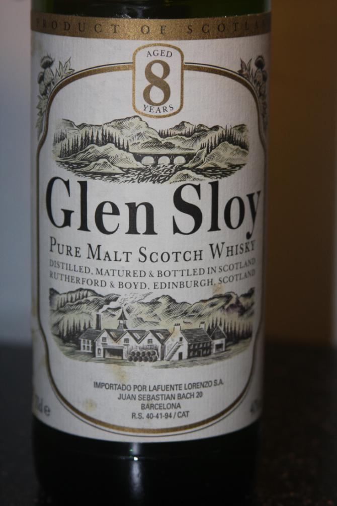 Glen Sloy 08-year-old