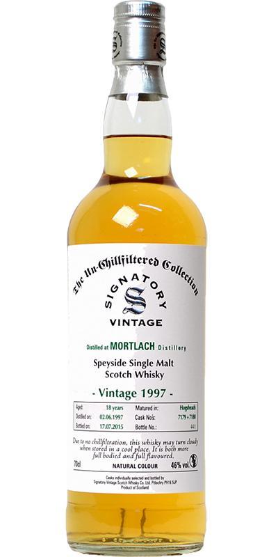 Mortlach 1997 SV