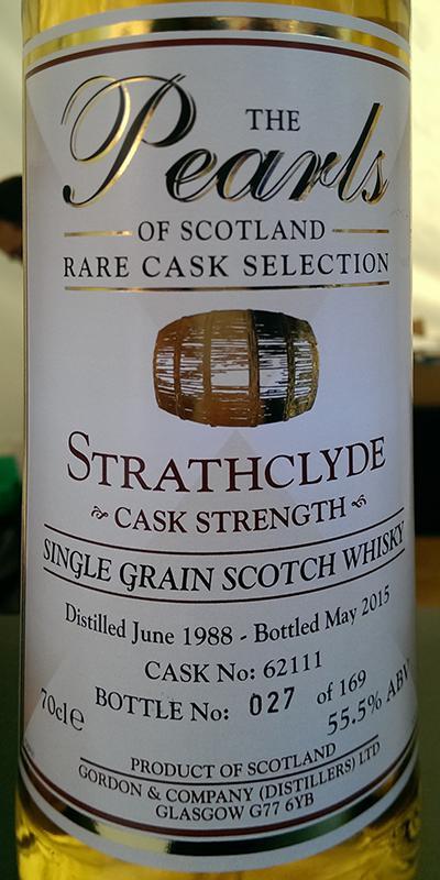 Strathclyde 1988 G&C