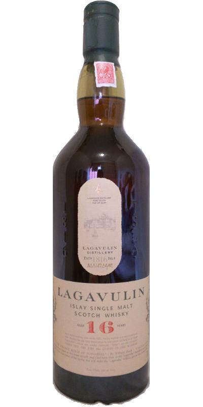 Lagavulin 16-year-old