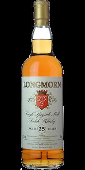 Longmorn 25-year-old GM