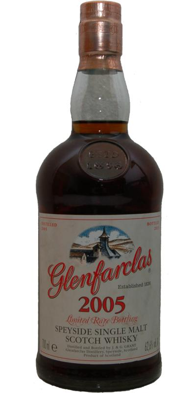 Glenfarclas 2005