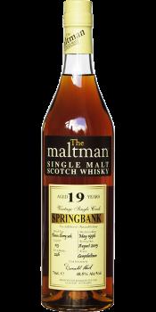 Springbank 1996 MBl