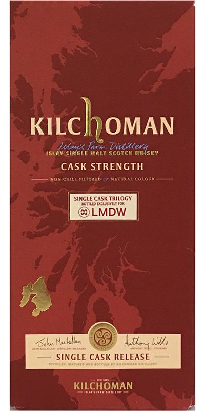 Kilchoman 2010 - The Trilogy