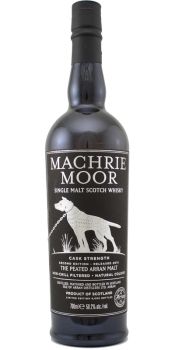 Machrie Moor Cask Strength - Second Edition