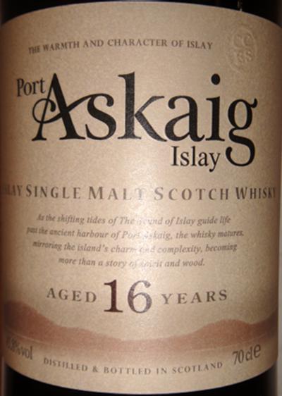 Port Askaig 16-year-old SMS