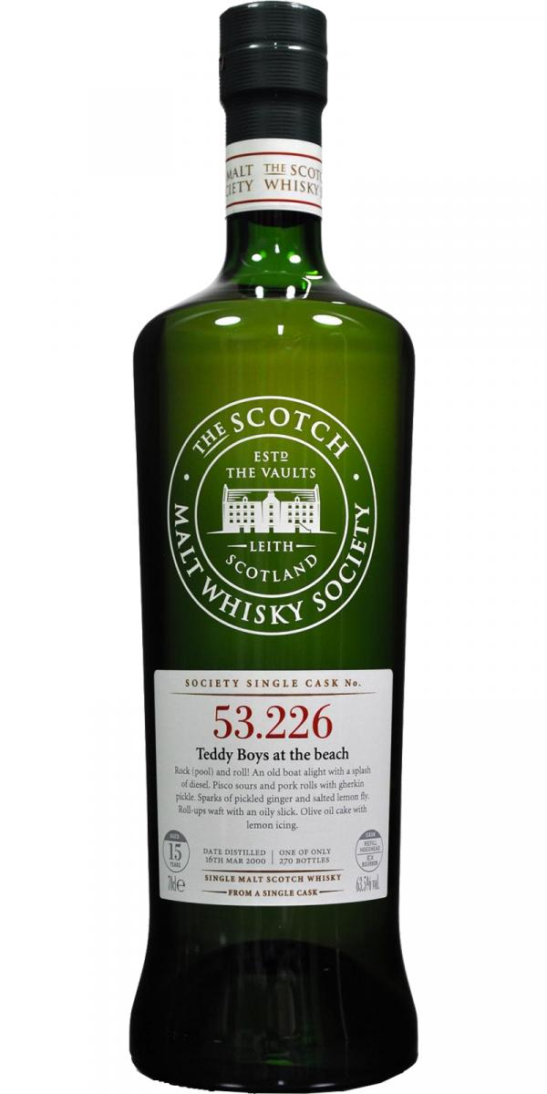 Caol ila 2000 smws 53226 ratings and reviews whiskybase caol ila 2000 smws 53226 freerunsca Images