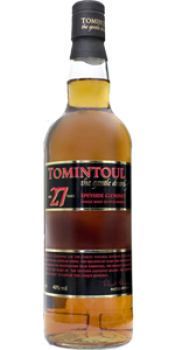 Tomintoul 27-year-old
