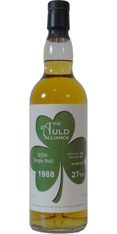 Irish Single Malt 1988 TAA