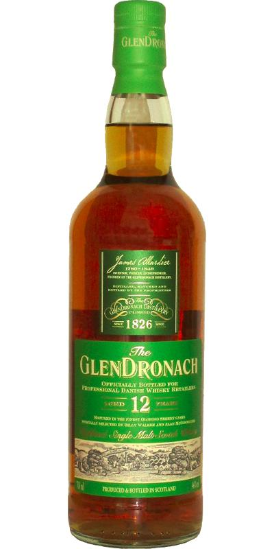 Glendronach 12-year-old