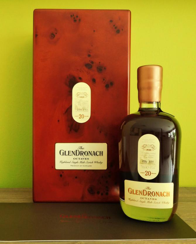 Glendronach 1994 Octaves