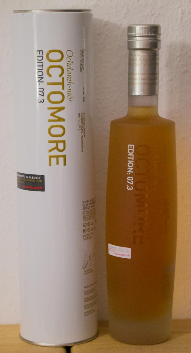 Octomore Edition 07.3 / 169