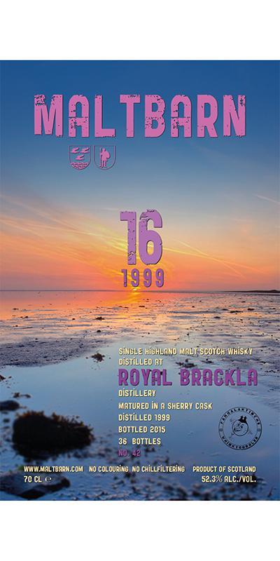 Royal Brackla 1999 MBa
