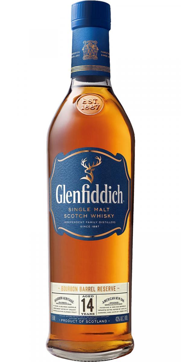 Glenfiddich 14-year-old