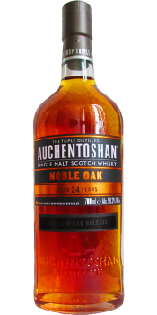 Auchentoshan Noble Oak - 24-year-old