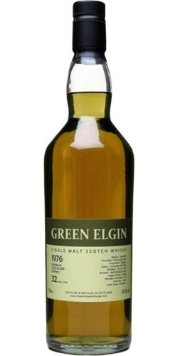 Glen Elgin 1976 Green Elgin SMS