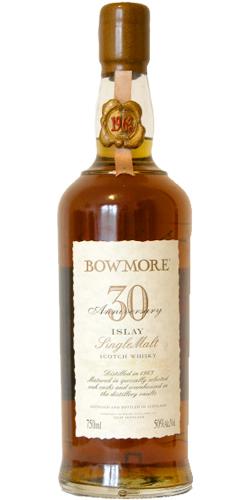 Bowmore 1963 Anniversary