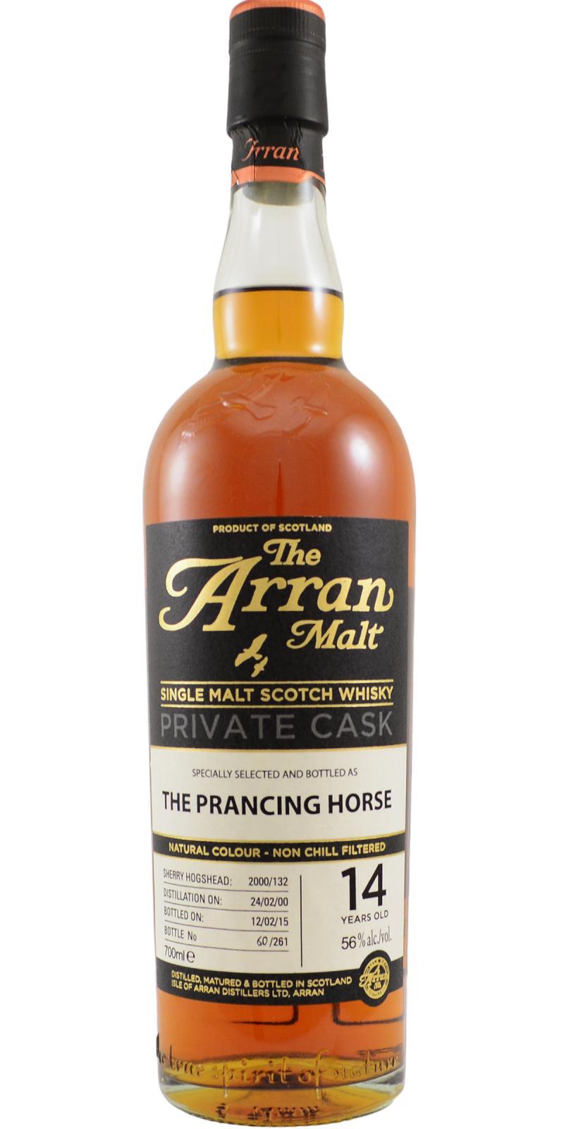 Arran 2000 - The Prancing Horse