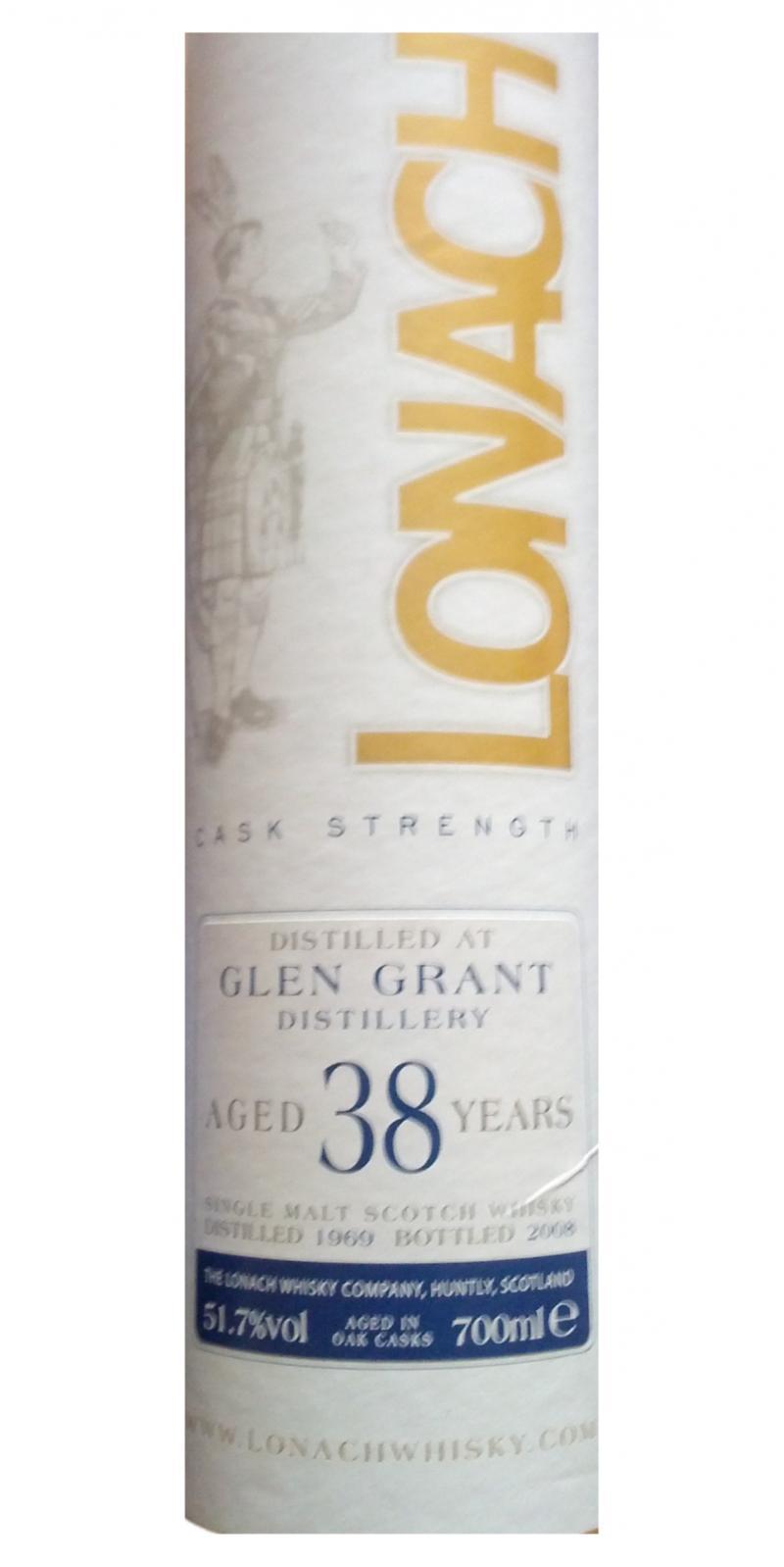 Glen Grant 1969 DT