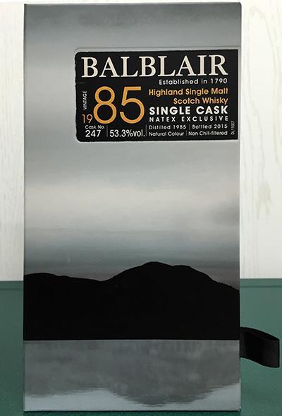 Balblair 1985