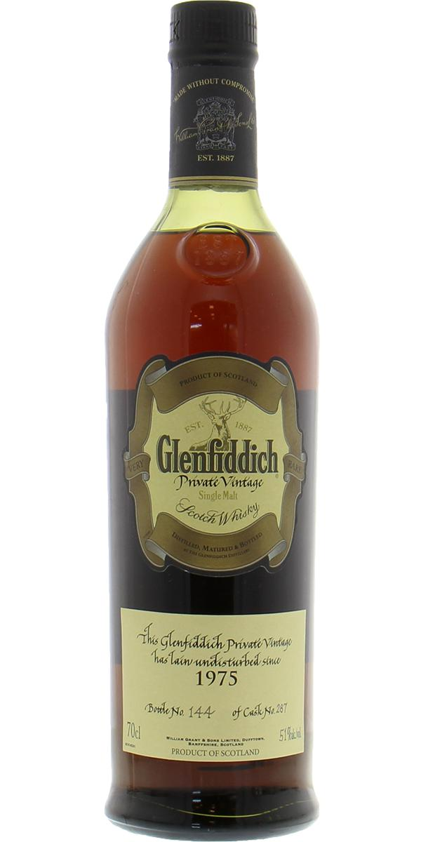Glenfiddich 1975