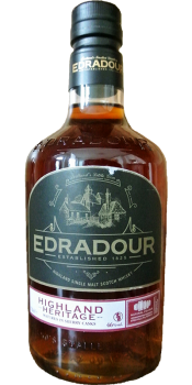Edradour Highland Heritage