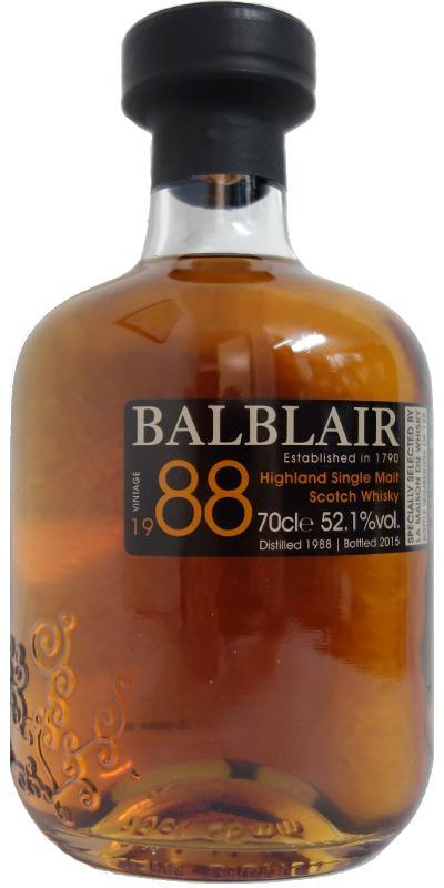 Balblair 1988