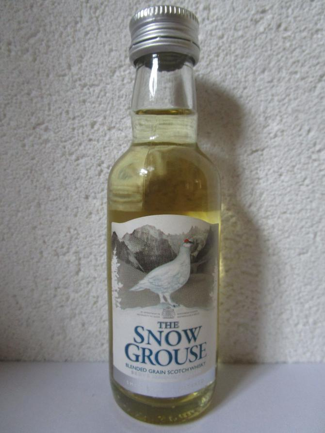 The Famous Grouse The Snow Grouse