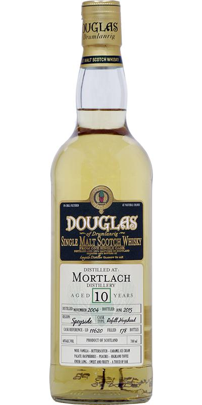 Mortlach 2004 DoD