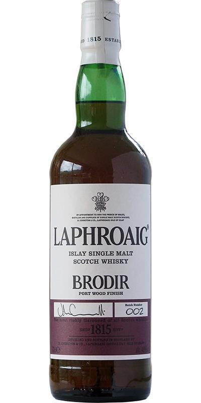 Laphroaig Brodir
