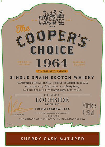 Lochside 1964 CC
